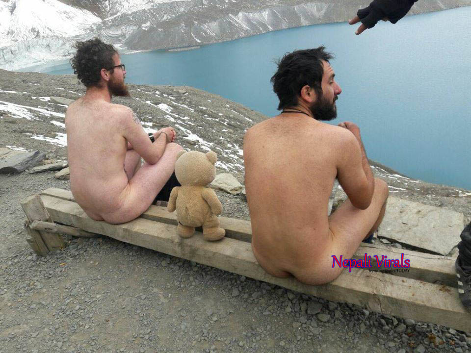 Tilicho Lake Nude Touris copy